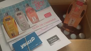 Pack Campaña Natural Honey Oil&Go
